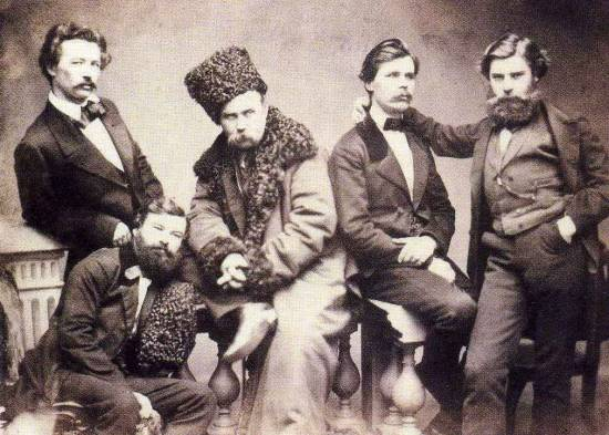 Тарас Шевченко. Фото. 1859