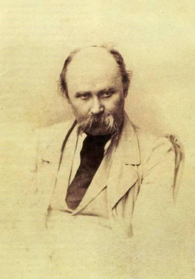 Тарас Шевченко. Фото. 1860
